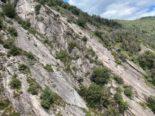 San Vittore GR: Im Klettergarten Brüche zugezogen