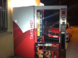 Bütschwil SG: Esswaren aus Selecta-Automaten gestohlen