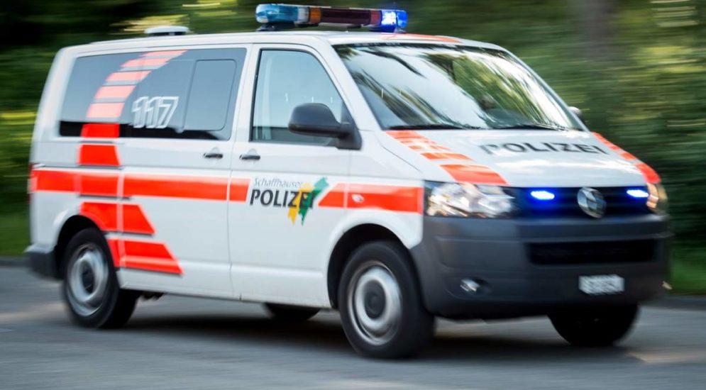 Schaffhausen: Portemonnaie aus Auto gestohlen