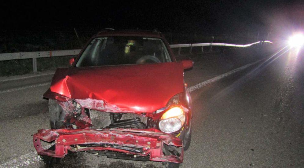 Bilten GL: Lenkerin (18) baut Unfall auf der A3