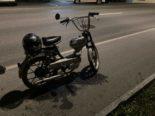 Glarus GL - Mofalenker verliert nach Unfall Führerausweis