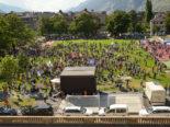 Chur: 4.000 Personen bei Protestmarsch teilgenommen