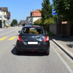Waldstatt AR - Mann (25) baut Unfall mit Elektro-Skateboard