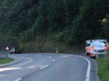 Hundwil AR: Unfall wegen gesundheitlichem Problem