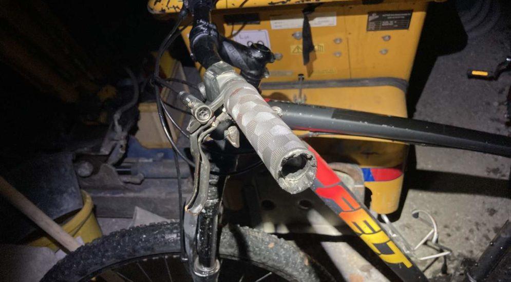 Linthal GL: 13-Jähriger erleidet nach Unfall mit Fahrrad Schnittverletzungen