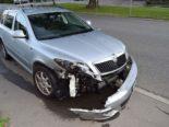 Heiden AR: Unfall zwischen Autofahrer (18) und Lastwagen