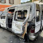 Autobrand Herisau AR - Mann und Kind (2) gerettet