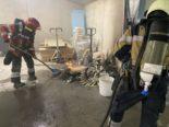 Brand Frenkendorf BL - Wer hat verdächtige Wahrnehmungen gemacht?