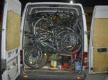 A2 Neuenkirch LU: Lieferwagen trägt 600 Kilo zu viel auf den Achsen