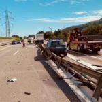 Unfall A3 Zeiningen AG: LKW-Fahrer kollidiert mit Auto und wird anschliessend reanimiert
