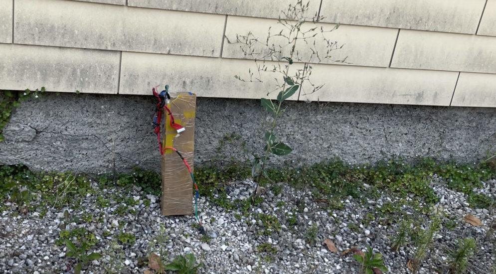 Aarau AG: Verdächtiger Gegenstand löst Polizeieinsatz aus