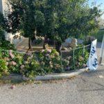 Riken AG: Bei Unfall gegen Gartenzaun geprallt und abgehauen