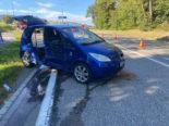 Rüfenach AG - Unfall: Junglenker (18) missachtet Vortritt