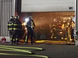 Tägerwilen TG: Einige hunderttausend Franken Sachschaden nach LKW-Brand