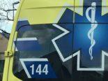Schwerer Unfall auf der Breitenrainstrasse in Bern
