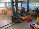 Appenzell: Kursteilnehmer bei Unfall mit Gabelstapler schwer verletzt