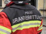 Brand in Hägendorf SO: Fünf Personen ins Spital gebracht