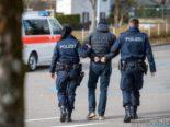Cham ZG - Ladendieb (48) ertappt und des Landes verwiesen