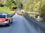 Jenaz GR: Treibstofftank aufgeschlitzt - Diesel im Erdreich