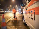 Inwil LU - Luzerner Polizei nimmt Mercedes CLS 63 Raser (25) fest
