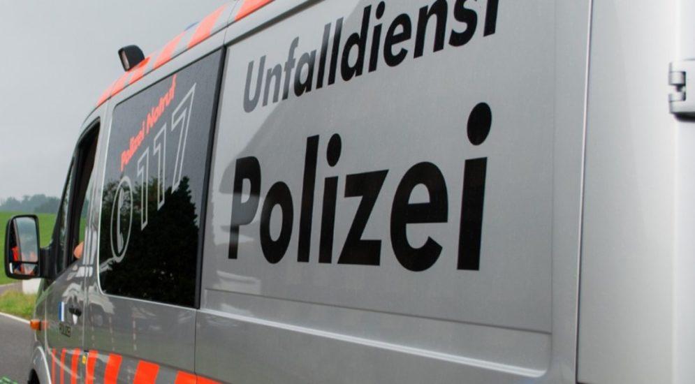 Unfall A2 bei Emmen - Stau wegen Reinigungsarbeiten