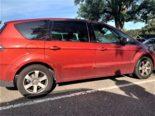 Schaffhausen SH: Auto beschädigt und abgehauen