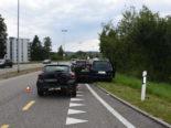 Oberbüren SG: Unfall auf der A1 fordert Verletzte