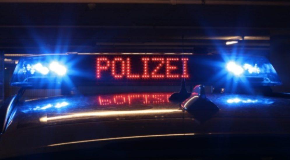 Rüdlingen SH: Mit Fahrzeug WC-Anlage massiv beschädigt