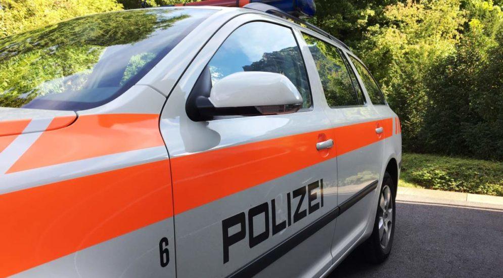 "Verkehrsmeldung Klausenpass: ""Ride the Alps Klausen"""