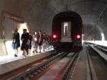 Simplontunnel Wallis VS: Einschränkungen im Bahn- und Strassenverkehr