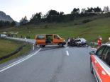 Schrecklicher Unfall Poschiavo GR - Mehrere z.T. schwer verletzte Personen