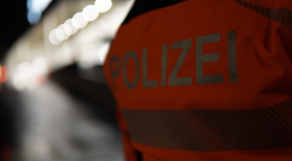 St.Gallen - Nach Kokainkonsum von Balkon gestürzt
