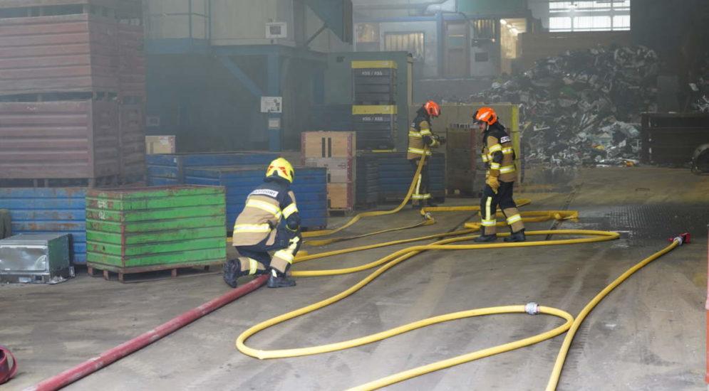 Brand Schattdorf UR - Acht Personen ins Spital gebracht