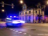 Altstätten SG: Lieferwagenfahrer (24) nach Verfolgungsfahrt angehalten