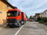 Kreuzlingen TG: Velofahrer stirbt bei Unfall