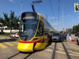 Reinach BL: Unfall zwischen Tram und Auto