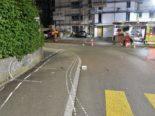 Wetzikon ZH: Autofahrer kracht bei Unfall in Hauswand