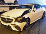 Autobahn A2, Kriens: Unfall zwischen vier Fahrzeugen