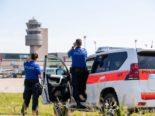 Flughafen Zürich: Vier Kilogramm Kokain sichergestellt