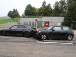 Stadt St.Gallen - Erheblicher Schaden nach Unfall