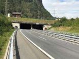 Autobahn A2: Taubachtunnel gesperrt