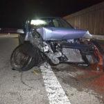 Sargans: Autolenker (22) baut Unfall auf der A3