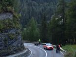Marmorera GR: Motorradfahrer (24) bei Unfall gegen Leitplanke gerutscht