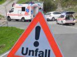 Lauerz SZ: Töfffahrer bei Unfall verletzt