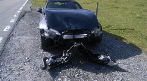 Realp: 24'000 Franken Sachschaden nach Unfall