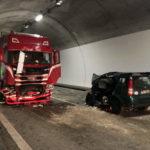 Am 28. September 2021 ist es im Tunnel Quarten bei Unterterzen (SG) auf der A3; zu einem tödlichen Unfall gekommen.
