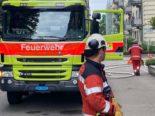 Zürich: Feuerwehreinsatz im Kreis 3