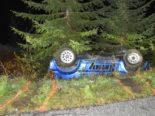 Curaglia GR: Lenker (17) bei Unfall mit Motorkarren schwer verletzt