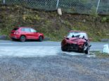 Zweimal Totalschaden nach Unfall in Filzbach GL