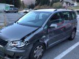 Unfälle Schams, Rheinwald, San Bernardino GR: Mehrfach kollidiert und andere gefährdet